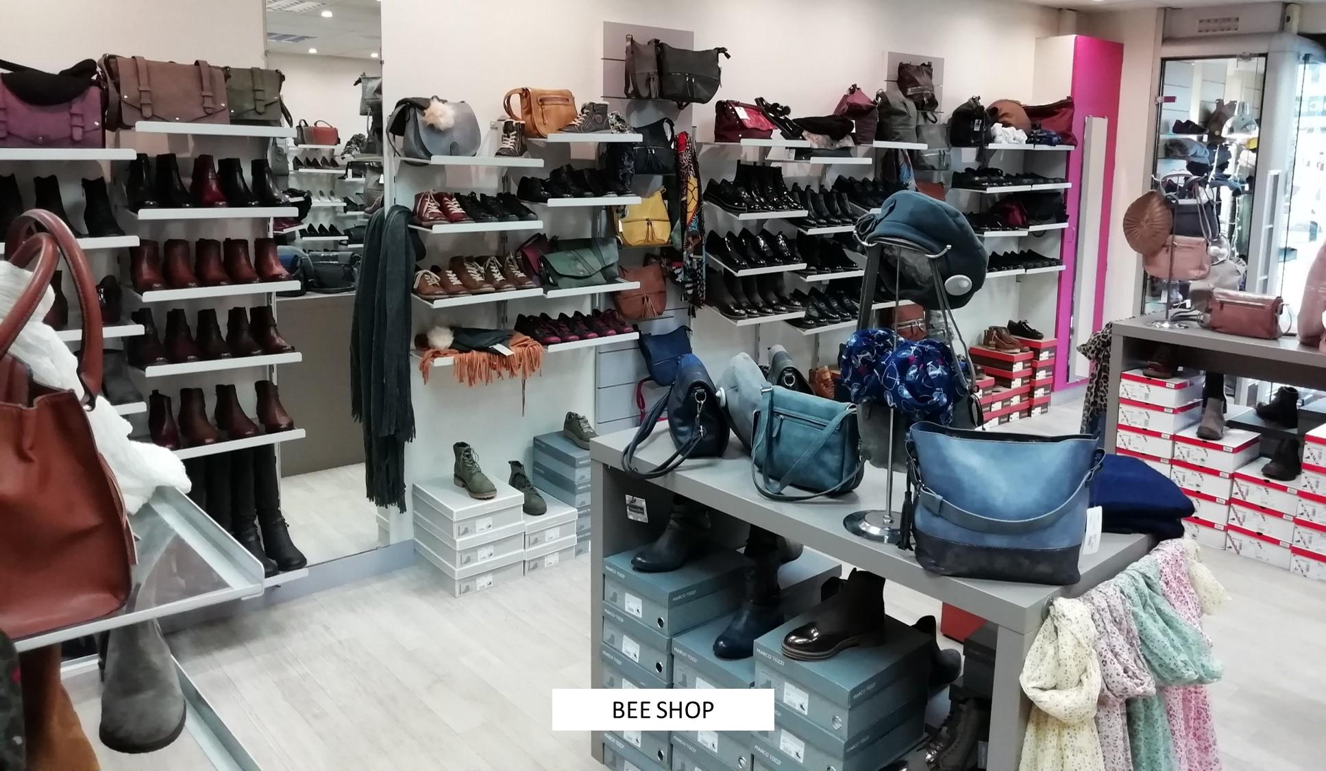 e157aa4ea0d BEE SHOP SHOES. Chaussures Hommes Femmes Enfants. Prêt à porter ...
